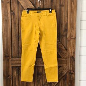 Old Navy Yellow Pants